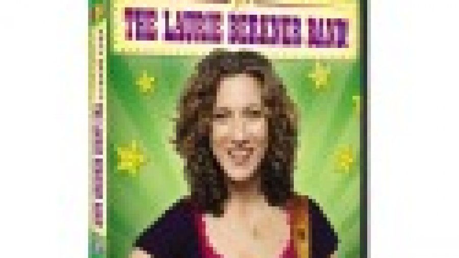 Let's Hear It for The Laurie Berkner Band on DVD