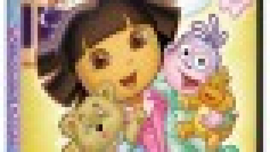Dora's Slumber Party DVD Review