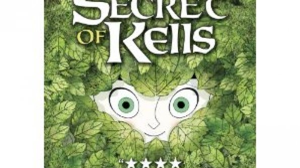The Secret of Kells DVD Review