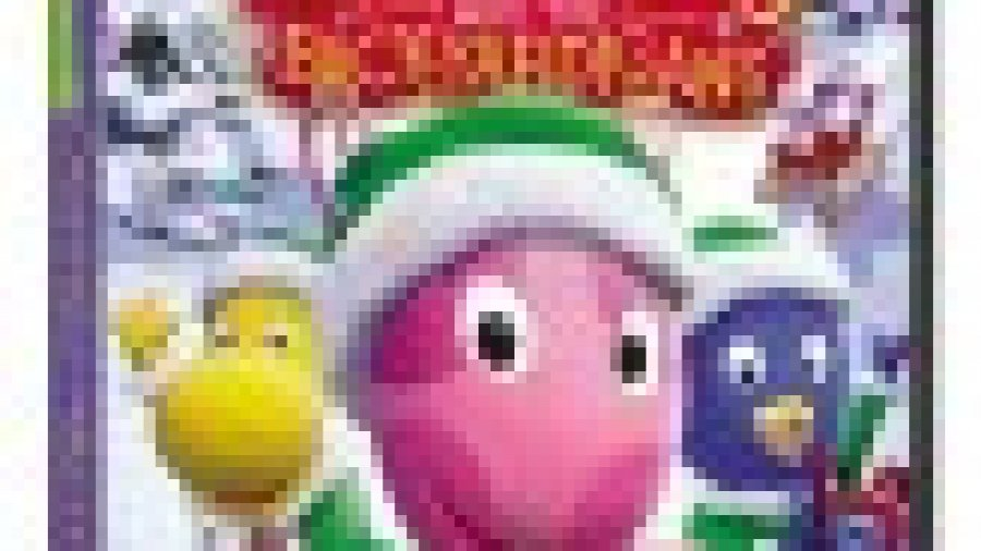 The Backyardigans: Christmas With The Backyardigans DVD Review