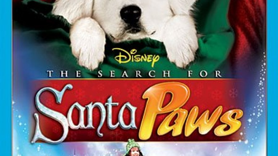 The Search for Santa Paws Movie