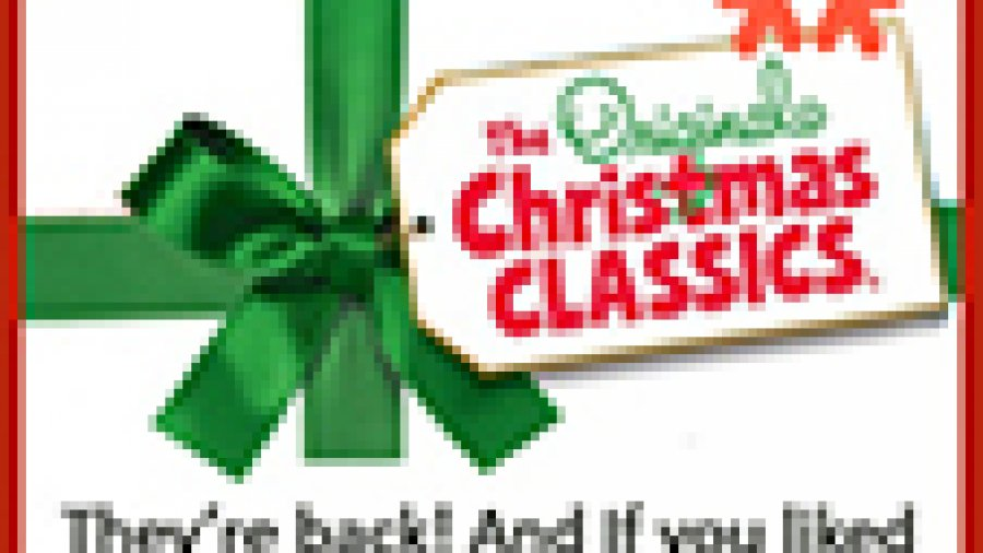 The Original Christmas Classics Blu-ray – Holiday Gift Guide