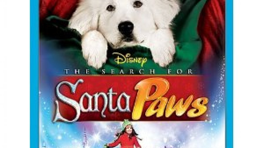 The Search for Santa Paws – DVD Review