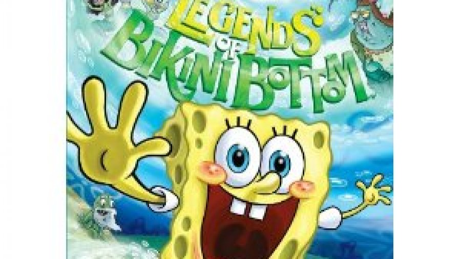 SpongeBob SquarePants: Legends of Bikini Bottom DVD Review