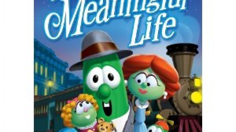 VeggieTales It's a Meaningful Life DVD Review