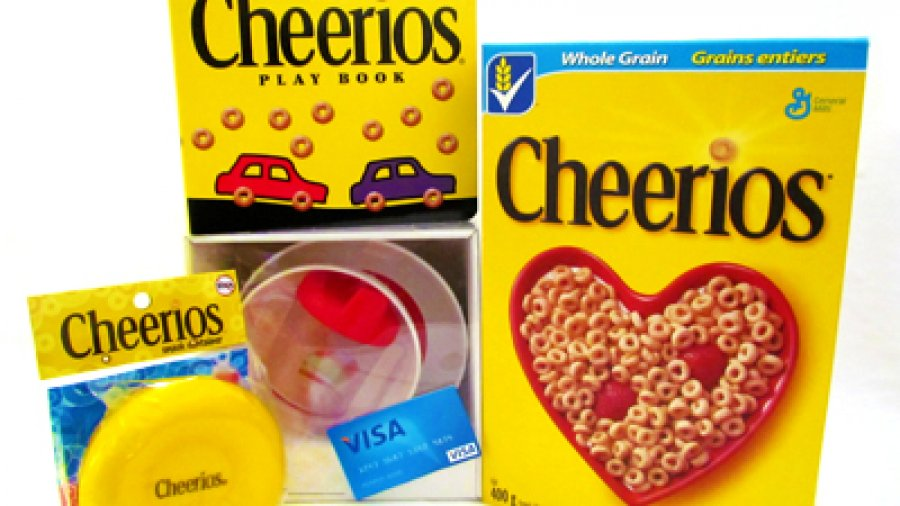 Cheerios First Food Section on BabyCenter.ca (Giveaway – Closed)