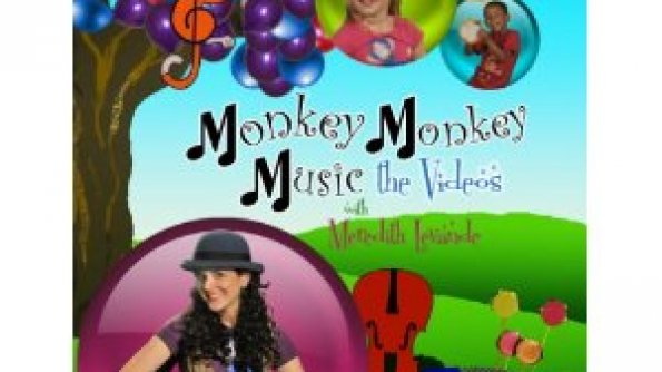 Monkey Monkey Music: The Videos DVD