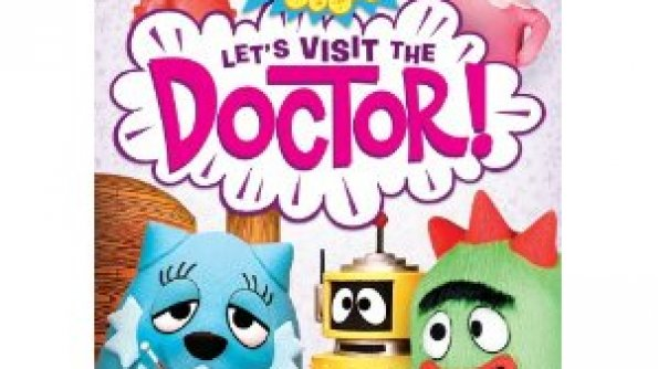 Yo Gabba Gabba: Let's Visit The Doctor! DVD Review