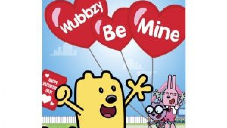 Wow! Wow! Wubbzy! Wubbzy Be Mine – DVD Feature & Giveaway (Closed)