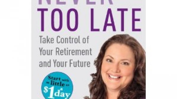 Gail Vaz Oxlade: Never Too Late – Book Review