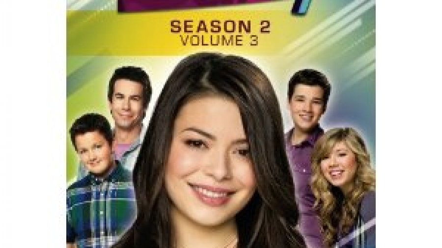 iCarly: Season 2, Volume 3 Now Available on DVD