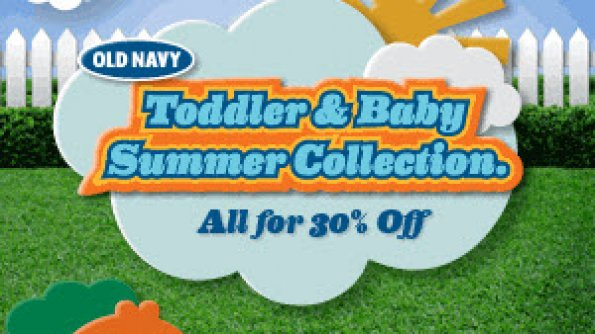 GIVEAWAY: Old Navy Let's Play Summer – Baby & Toddler Sale ($100 Gift Card – Closed)