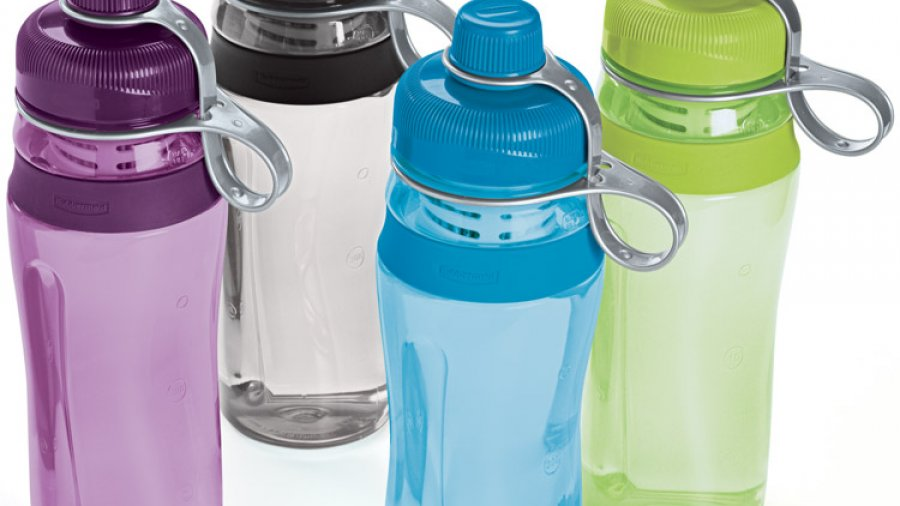 Rubbermaid FilterFresh Water Bottles
