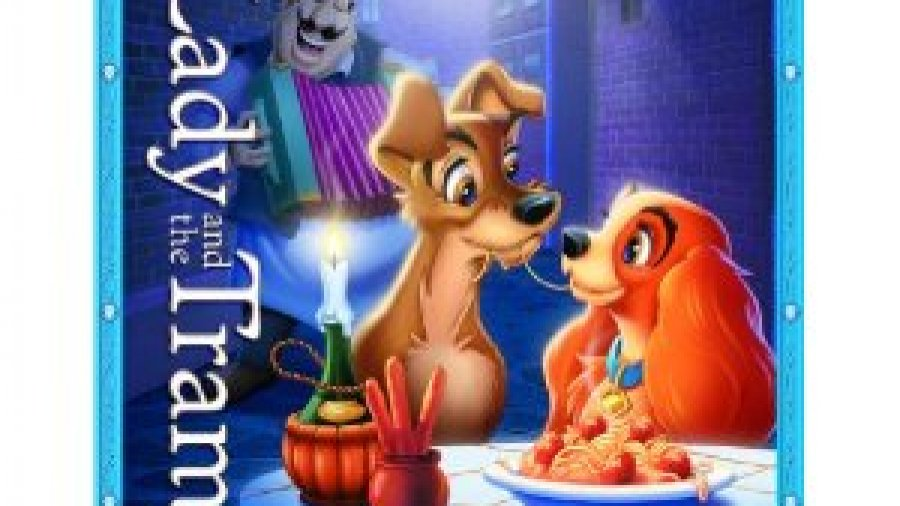 Disney Lady and the Tramp Diamond Edition: 2-Disc Blu-ray / DVD Combo
