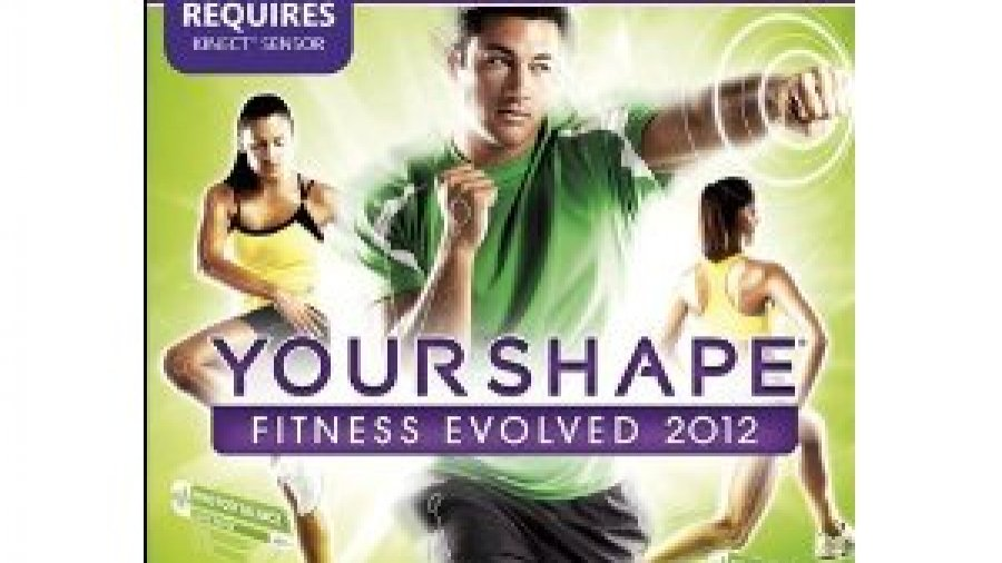 Your Shape: Fitness Evolved 2012 for Xbox Kinect Sensor