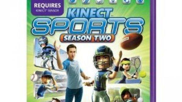 Kinect Sports Season 2 for Xbox Kinect Sensor