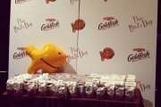 Thanks to <i>Goldfish</i> and YOU for a Wonderful Night Out #GoldfishMoments