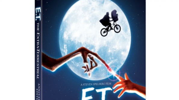E.T. The Extra-Terrestrial 30th Anniversary Edition Blu-ray Combo Pack