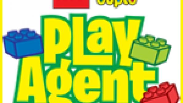 I am a LEGO DUPLO Play Agent #LEGODUPLOplay