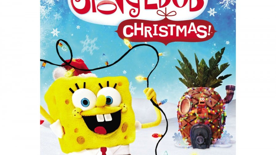 SpongeBob SquarePants: It's a SpongeBob Christmas! on DVD