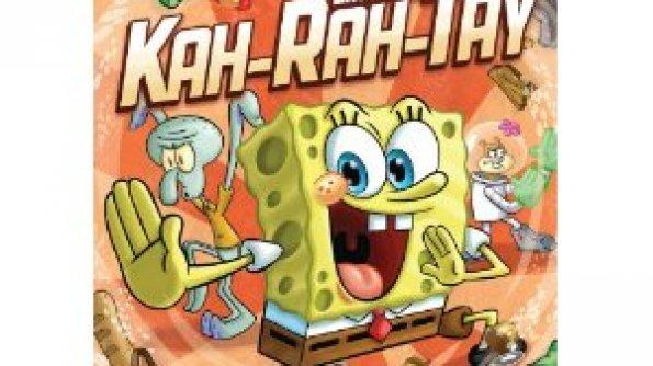SpongeBob SquarePants: Extreme Kah-Rah-Tay! Now Available