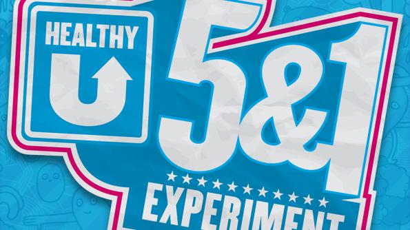 Activities for Kids: Alberta Health's Healthy U 5&1 Experiment