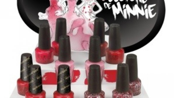 OPI Couture de Minnie New Nail Lacquers