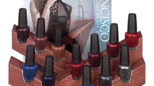 OPI Launches Their San Francisco Collection