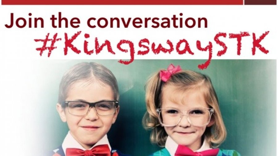 Kids are Talking Style with Kingsway Mall