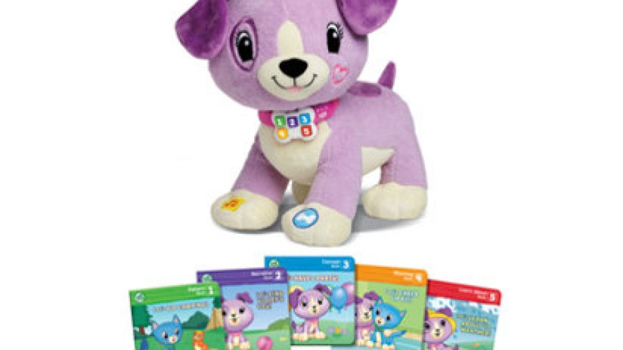 Read with Me Violet and Scout from LeapFrog