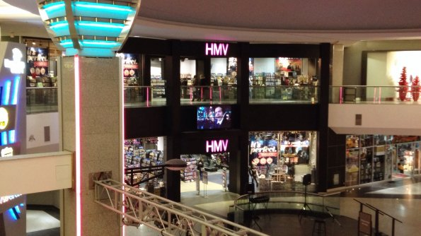 HMV Wishlist: Holiday Music Shopping #HMVHoliday
