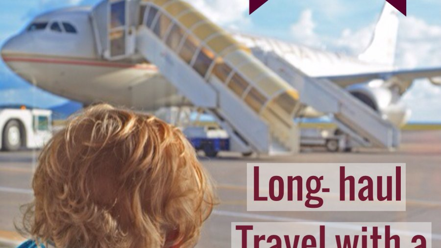 Tips & Tricks for Long-Haul Travel with a Toddler