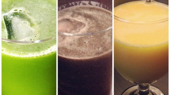 Surviving the First Week of Juicing