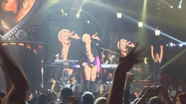 PINK: The Truth About Love Concert, Edmonton