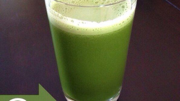 Go-to Green Juice Recipe