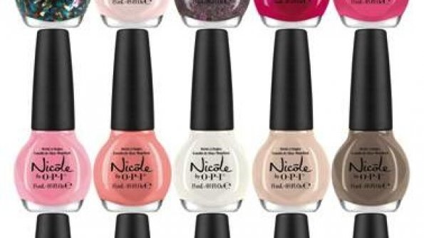 OPI Adds New Nail Lacquer Shades in 2014