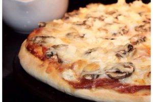 pizza, dough, recipe, garlic, crust