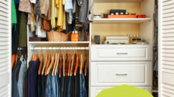 Tips for organizing your closet and wardrobe