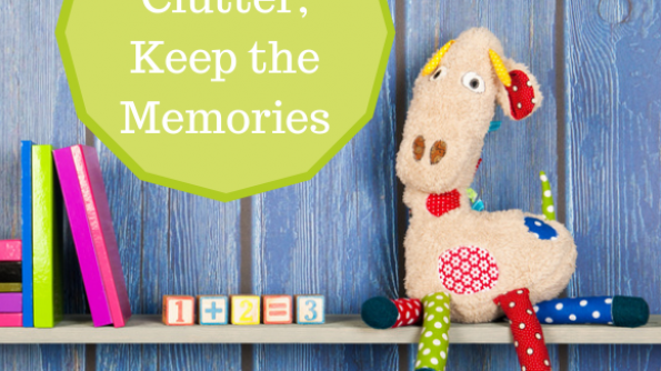 Tips to Lose the Clutter and Keep the Memories - photo copyrights to © Ivonne Wierink - Fotolia.com