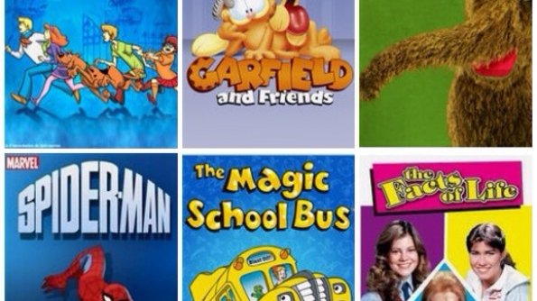 six classic shows now available on Netflix