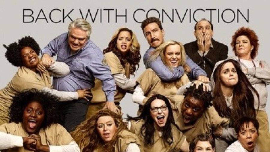 Orange is the New Black Season Two on Netflix