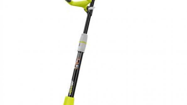 RYOBI One Lithium Trimmer for a giveaway from The Home Depot
