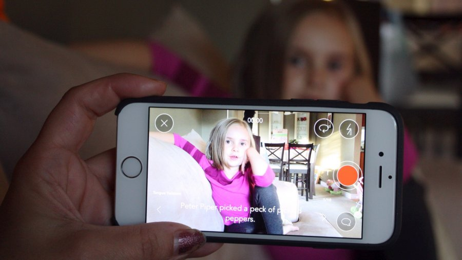 Creating a video time capsule  (One Day App)