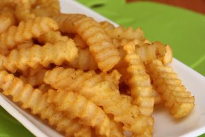 Sweet Curry Fries Recipe