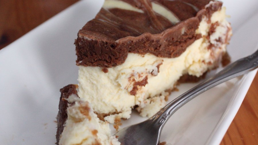 A decadent chocolate cheesecake recipe with some great tips for a perfect cheesecake every time.