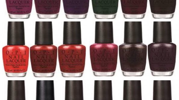 Ring in the New Year 'Stefani-style' with OPI