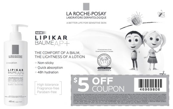 lipikar-baume-100-families-coupon