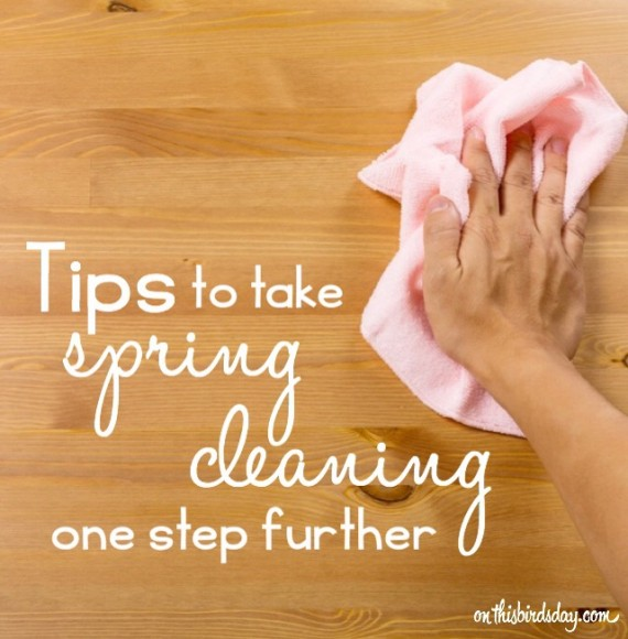 Tips to take spring cleaning one step further. Photo credits © leungchopan on Fotolia