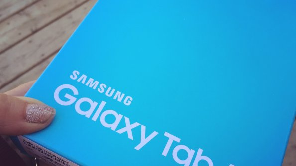 The Samsung Galaxy Tab A