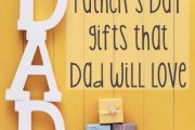 Father's Day gifts that dad will love